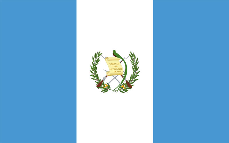 Guatemala National Flag