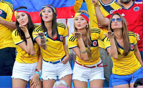 colombia happiest country